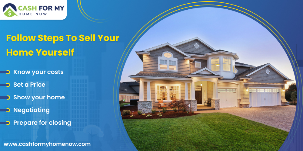 Follow Steps to Sell Your Home Yourself